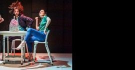 """Ana Continente Danza: """"Retrato Revelado"""""""