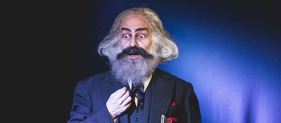 """La Casa Escénica presenta: """"Marx en el Soho"""""""