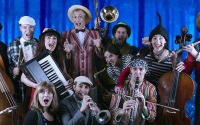 """La Orquesta de la Esquinas presenta """"Locos por Disney"""""""