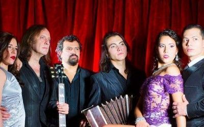 La Porteña Tango Trío con Eugenia Giordano