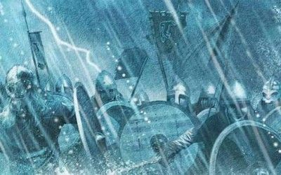 Amon Amarth + Dark Tranquillity + Omnium Gatherum en Concierto