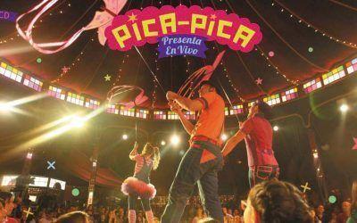 """Pica-Pica, presenta """"Grandes Éxitos"""""""
