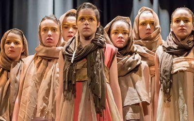 XVIII Festival Juvenil de Teatro Grecolatino, Prósopon