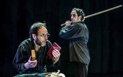 """Teatro del Temple, presenta """"El Licenciado Vidriera"""""""