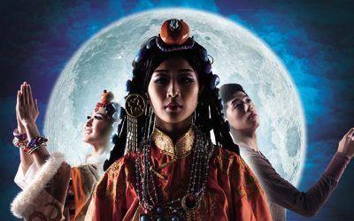 """El Ballet Chongqing de China presenta: """"Shangri-La"""""""