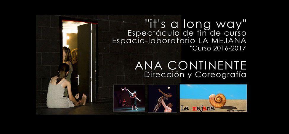 Espectáculo fin de curso 2016-17 de Ana Continente Danza