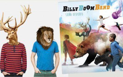 """Billy Boom Band, presenta """"Sueña Despierto"""""""