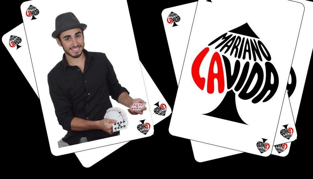 Mariano Lavida, el mago de la tele