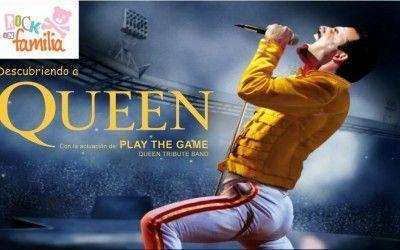 Rock en Familia: Descubriendo a Queen