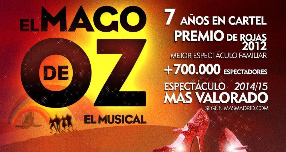 Mago de Oz El Musical