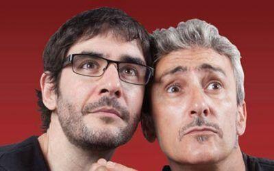 """Zaragoza Comedy presenta:""""Dos"""" con David Fernández y Juanra Bonet"""