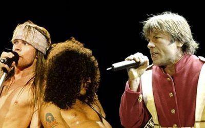Rock en familia: Descubriendo a Iron Maiden & Guns&Roses