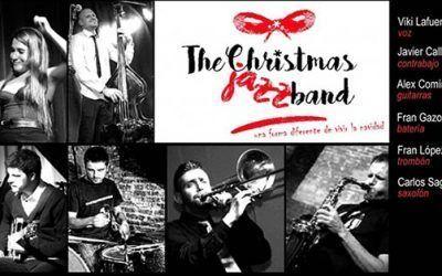 Viki Lafuente & The Christmas JazzBand, en Concierto