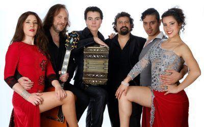 La Porteña Tango Trío & Eugenia Giordano, en Concierto