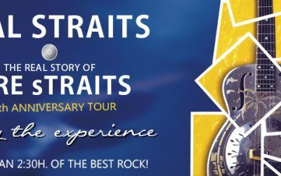 """Real Straits, presenta: """"The Real Story of dIRE sTRAITS"""""""