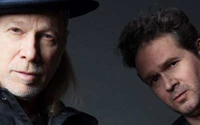 Elliot Murphy & Olivier Durand, en Concierto