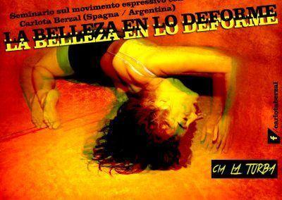 """Taller """"La Belleza en lo Deforme"""", impartido por Carlota Berzal"""