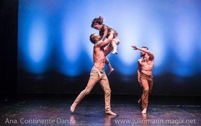 """Estudio de Danza Ana Continente: """"Metamorfosis"""""""