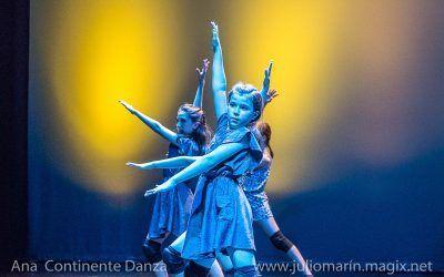 """Estudio de Danza Ana Continente: presenta """"Metamorfosis"""""""