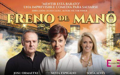"""""""Freno de Mano"""" con Silvia Espigado"""