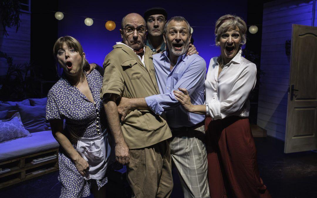 """""""El Misterioso Sistema Ribadier"""" de Teatro Che y Moche"""