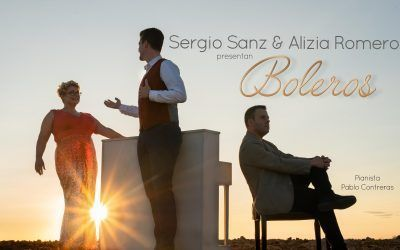 "Sergio Sanz & Alizia Romero presentan ""Boleros"""