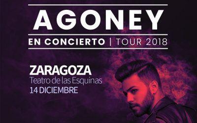 Agoney, en Concierto