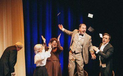 "Ados Teatro presenta: ""Dublineses"""