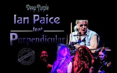 Ian Paice (Deep Purple) featuring Purpendicular