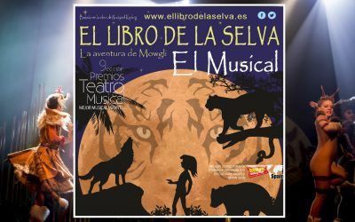 """El Libro de la Selva"", el musical"