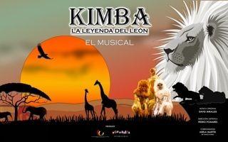 """""""Kimba, la Leyenda del León"""", ¡el musical!"""