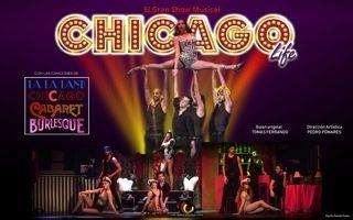 """""""CHICAGO Life"""" El espectáculo musical"""
