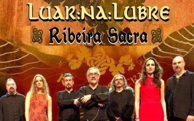"Luar Na Lubre presenta ""Tour Ribeira Sacra"""