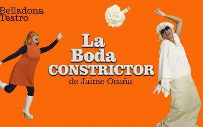 """Jaime Ocaña presenta """"La Boda Constrictor"""""""