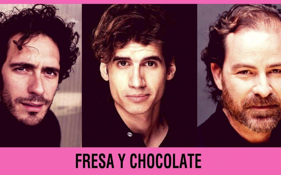 """""""Fresa y Chocolate"""" de Senel Paz"""