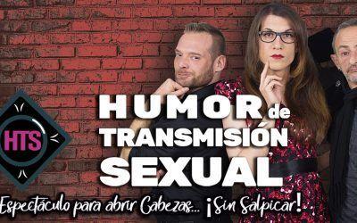 Humor de Transmisión Sexual con Elsa Ruiz, Archie Bezos y Albert Boira.