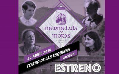 """Estreno del Cortometraje """"Mermelada de Moras"""""""