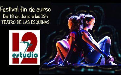 VI Festival Fin de Curso ESTUDIO 12