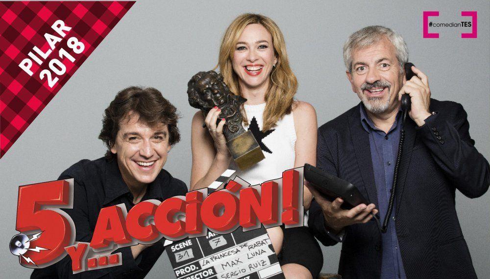 """""""5 y…ACCIÓN!"""""""