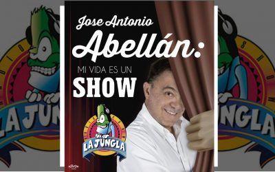 """J. A. Abellán presenta """"Mi vida es un Show"""""""