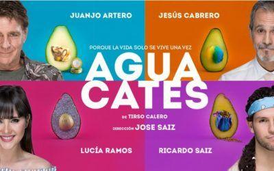 """Saga Producciones presenta """"Aguacates"""""""