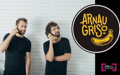 Arnau Griso, en Concierto.