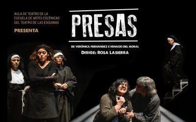 """Aula de Teatro del TES presenta """"Presas"""""""
