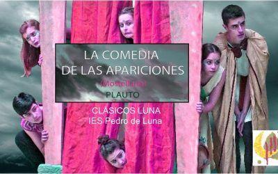 """Clásicos Luna presenta """"La Comedia de las Apariciones"""""""