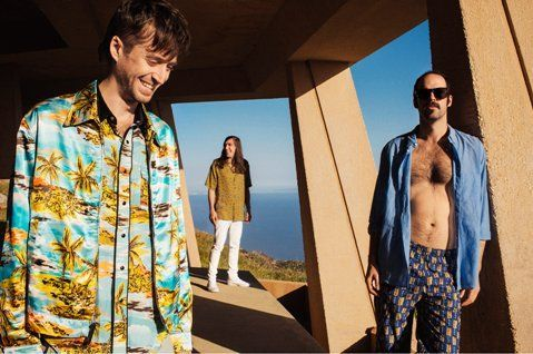 Crystal Fighters European Tour 2019