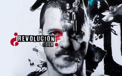 """Coque Malla """"Revolución Tour"""""""