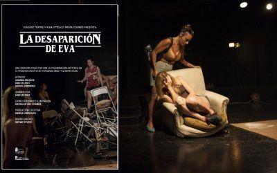 Teatro Rebelde 2019: La Desaparición de Eva
