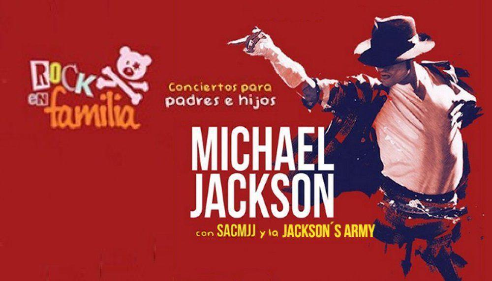 Rock en Familia: Descubriendo a Michael Jackson