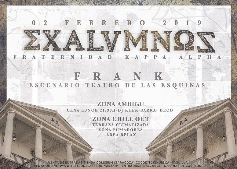 Exalumnos: Fraternidad Kappa Alpha