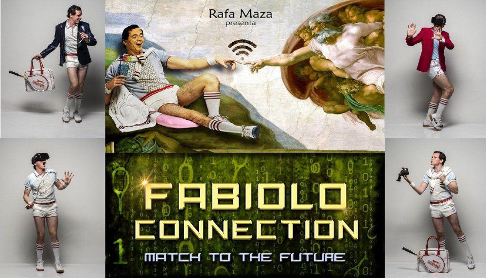 Rafa Maza presenta Fabiolo Connection: Match to the Future